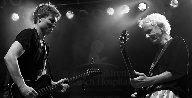 Jonny Lang and Robby Krieger