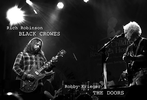 Black Crowes & The Doors